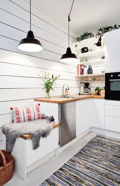 20 Super Functional Corner Kitchen Designs Suitable For Small Spaces