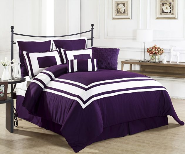 Fascinating Bed Linen Designs For Cheap Refreshment In The Bedroom