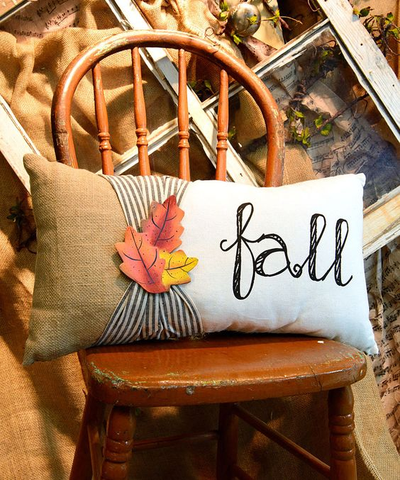 Simple No-Money Tricks To Welcome The Autumn In Your Home