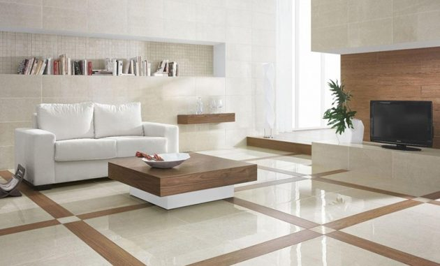 8 Great Examples To Emphasize White Interiors Easily