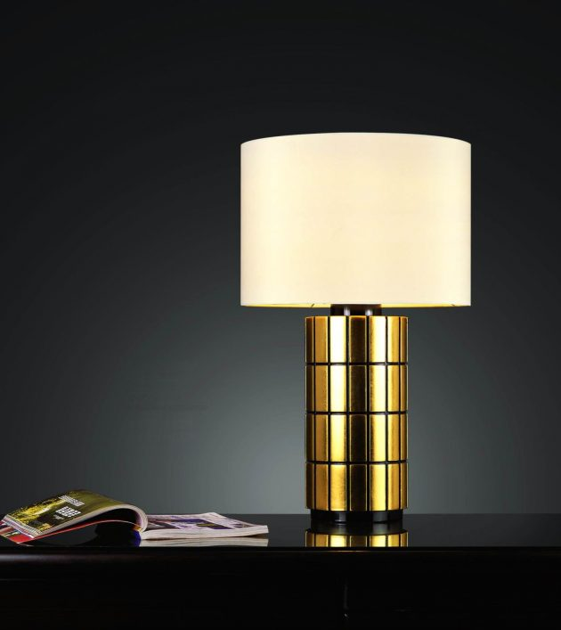 15 cool table lamp designs to enhance the look of your master bedroom - Bedroom Table Lamps