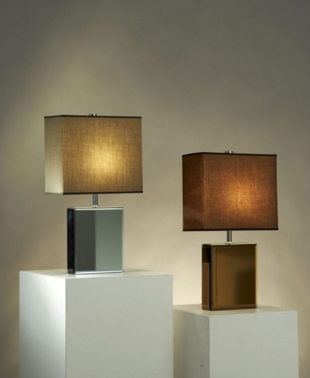 15 Cool Table Lamp Designs To Enhance The Look Of Your