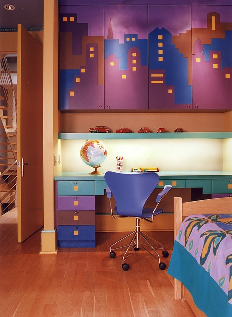 15 Beautiful Desk Designs That Your Kids Will Adore