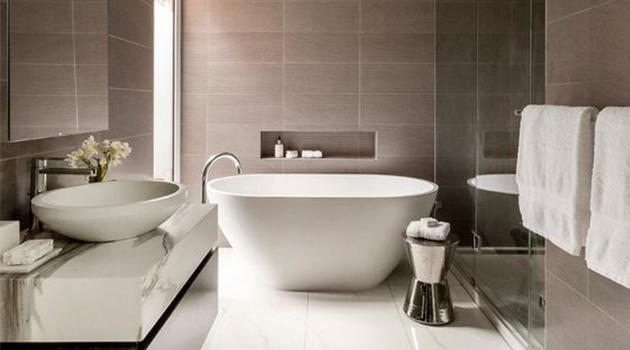 Beyond the Toilet and Tub: Design Ideas to Make You Never Want to Leave Your Bathroom Again