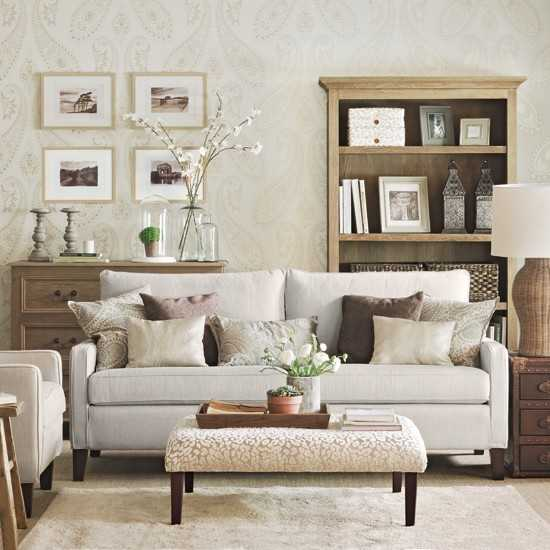 neutral living room design.  19 Alluring Neutral Living Room Designs That Will Delight You