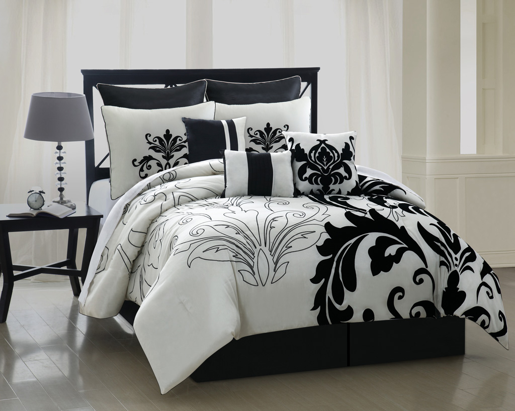 Fascinating Bed Linen Designs For Cheap Refreshment In The