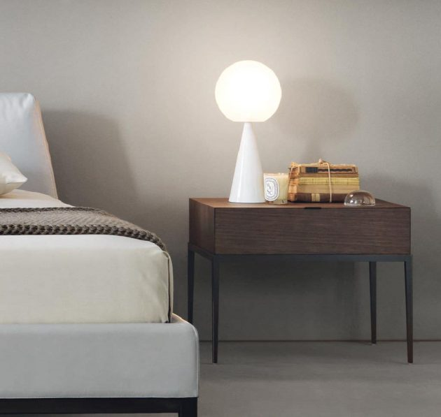 Cool Table Lamps cool table lamp designs to enhance the look of your master bedroom