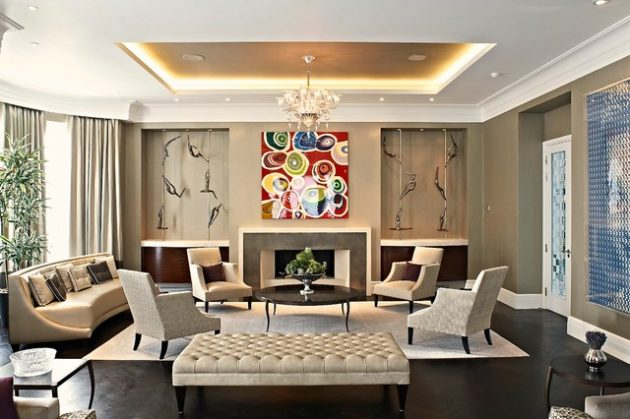 18 Divine Beige Living Room Ideas That You Need To See