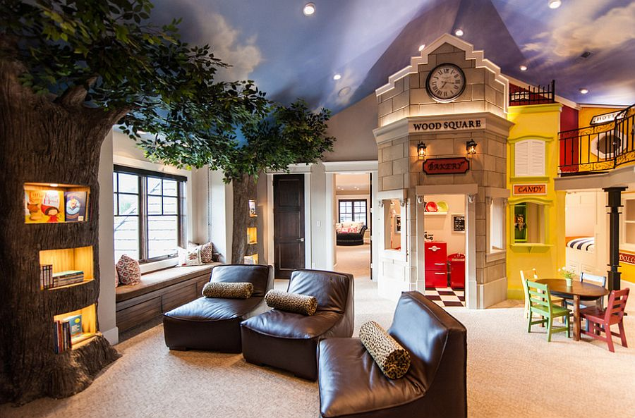 18 Really Amazing Kids Room Ideas That No One Can Resist Of on Amazing Bedroom Ideas  id=83903