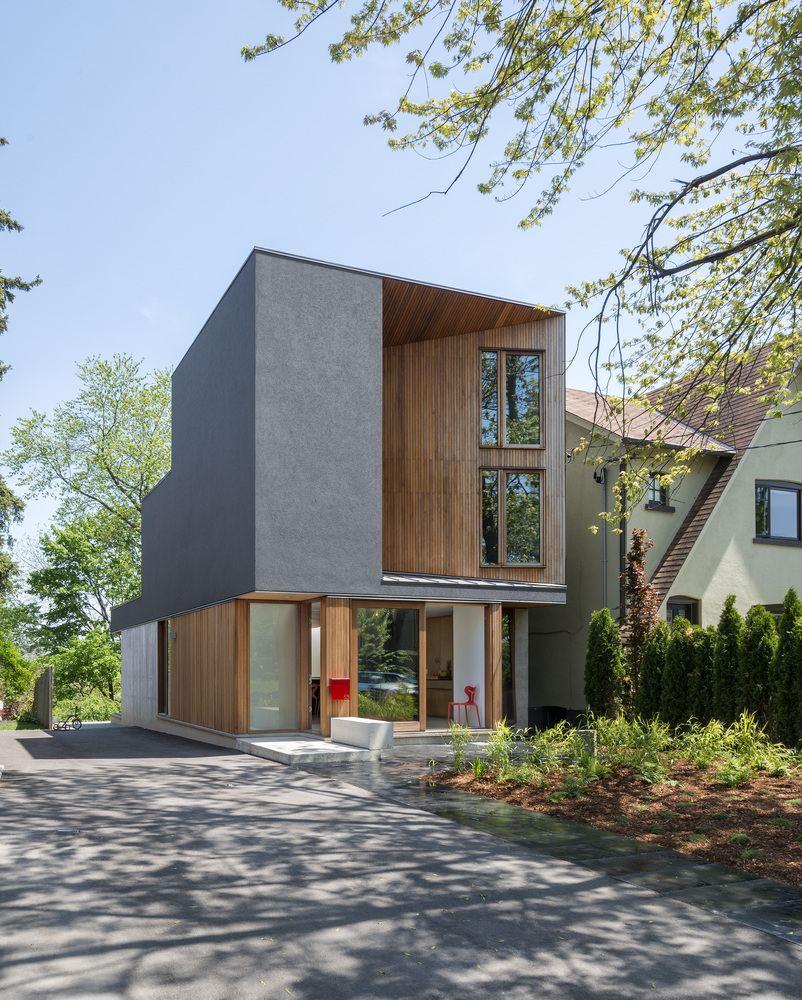 Bala Line House By Williamson Chong Architects In Toronto