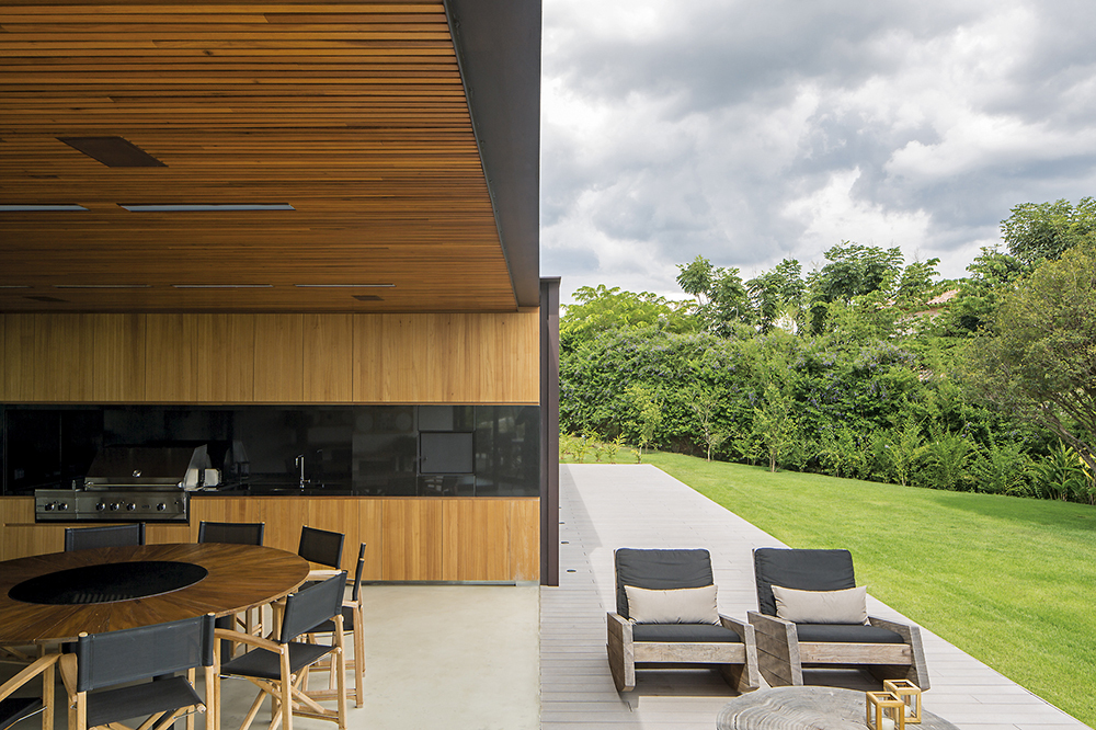 Ca House By Jacobsen Arquitetura In Bragan 231 A Paulista Brazil