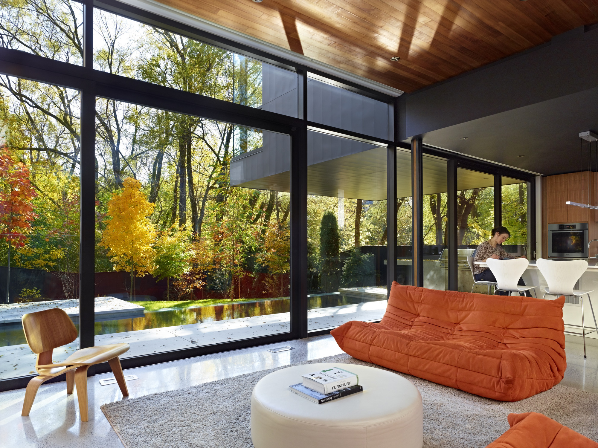 Cedarvale Ravine House By Drew Mandel Architects In