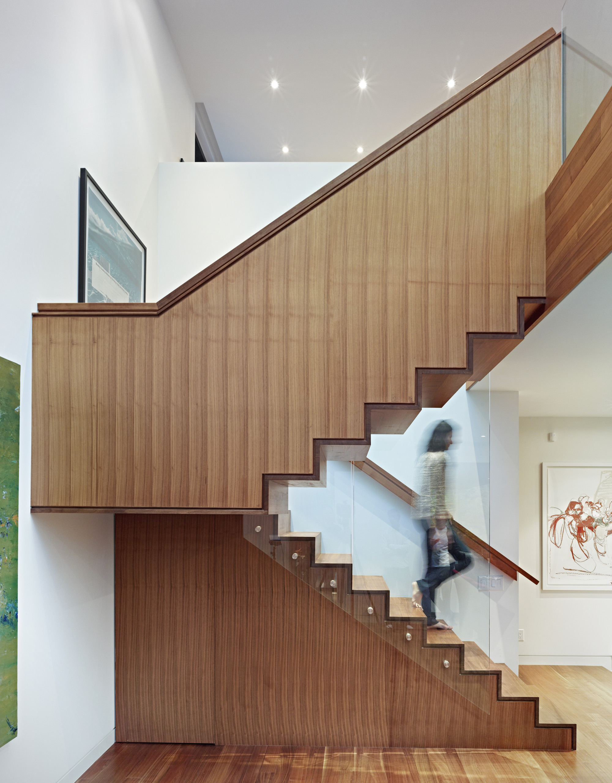 Cedarvale Ravine House Designed By Drew Mandel Architects