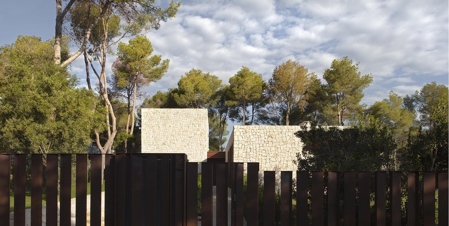 El Bosque House By Ramon Esteve In Valencia Spain