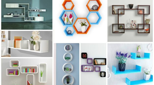 18 Cool Contemporary Shelves Designs That You Shouldn't Miss