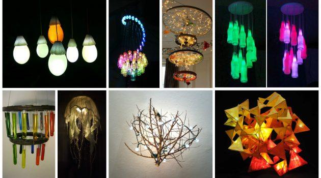 20 Irresistible DIY Chandelier Designs That You Shouldn'T Miss