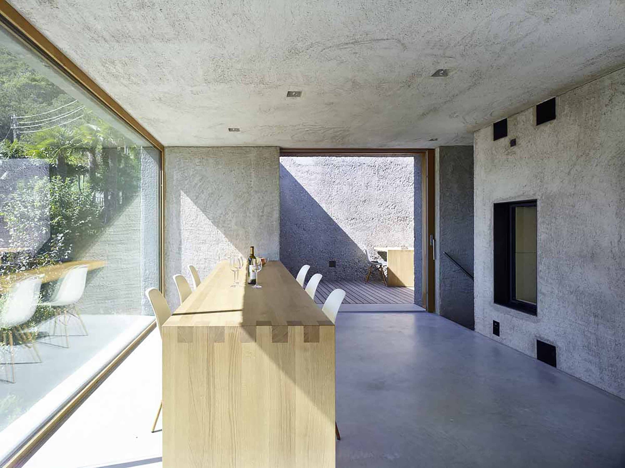House in Brissago by Wespi de Meuron Romeo Architects in ...