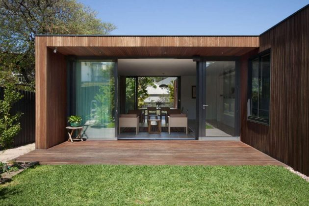 Humble House by Coy Yiontis Architects in Barwon Heads, Australia