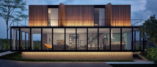 SM House by Mauro Lacio Arquitetura in São Paulo, Brazil