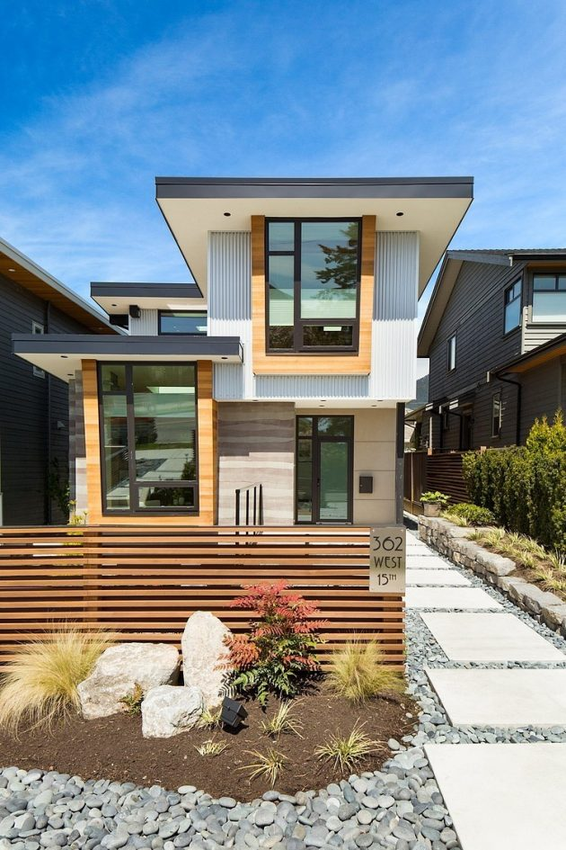 Midori Uchi by Naikoon Contracting and Kerschbaumer Design in North Vancouver, Canada
