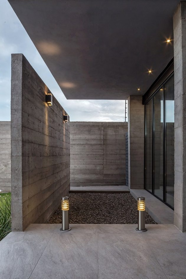 Pedregal House by Garza Iga Arquitectos in Chihuahua, Mexico