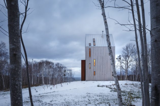 Rabbit Snare Gorge by Omar Gandhi Architect + Design Base 8 in Canada