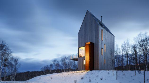 Rabbit Snare Gorge by Omar Gandhi Architect + Design Base 8 in Canada