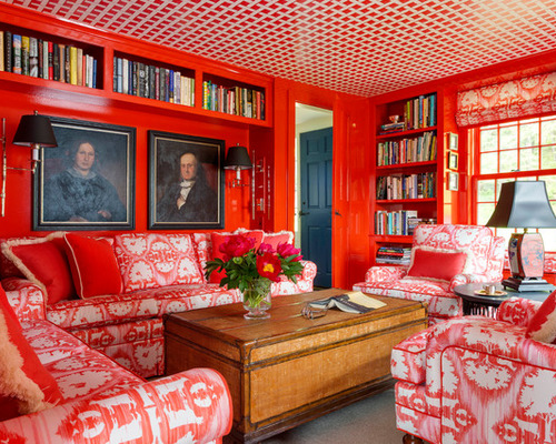8 Vibrant Rooms for Reading