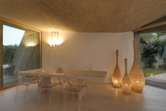 SO House by Luca Marastoni and BONVECCHIO in Sardinia, Italy