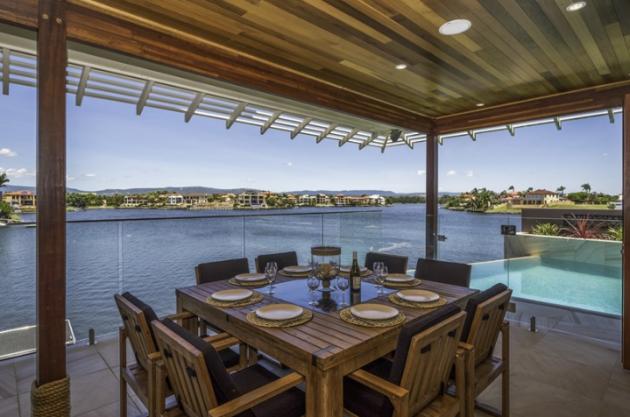 Clear Water Bay Residence by Superdraft Pty. Ltd. in Queensland, Australia