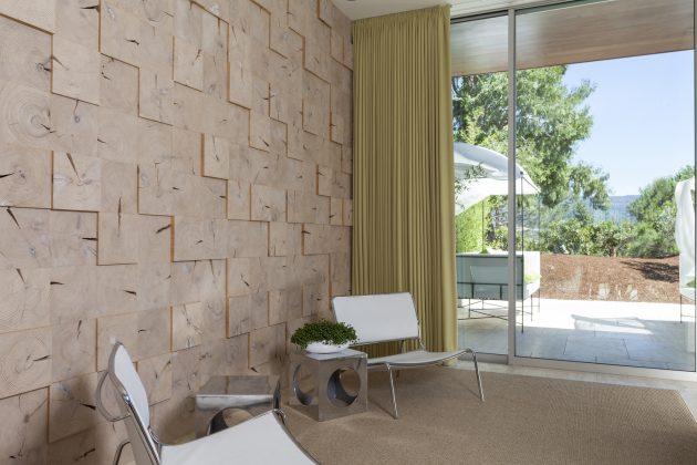 Vidalakis Residence by Swatt Miers Architects in Portola Valley, Calfironia