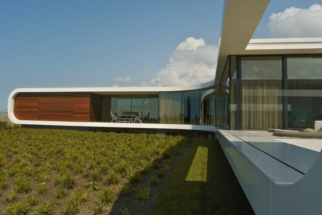 Villa New Water by Waterstudio in Westland, The Netherlands