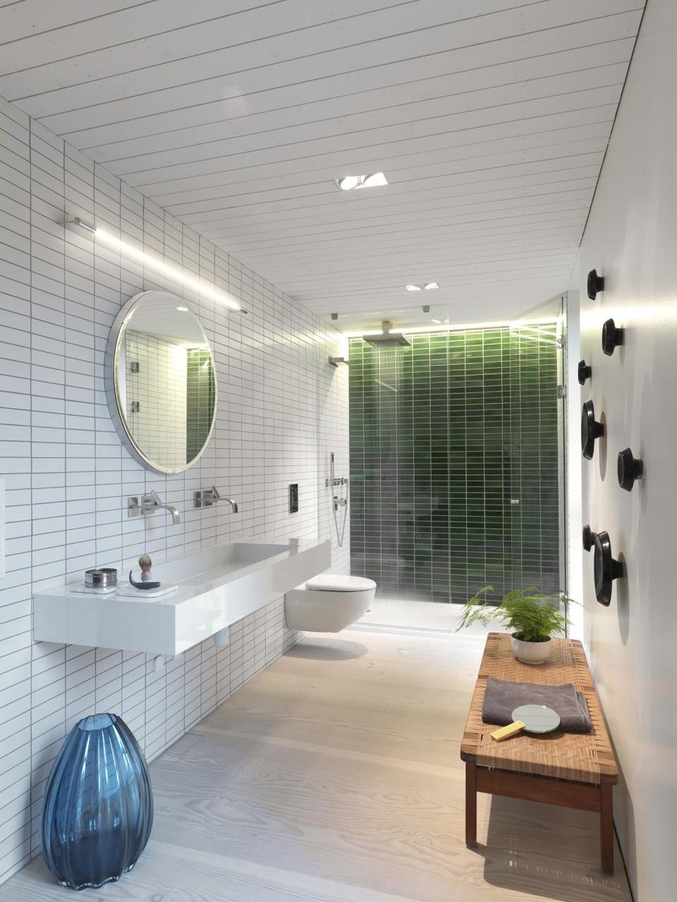 Villa S By Saunders Architecture In Bergen Norway