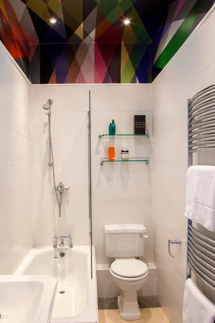 20 super smart ideas to decorate your small bathroom