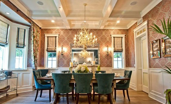 Stunning Traditional Dining Room Designs That Will Steal The Show