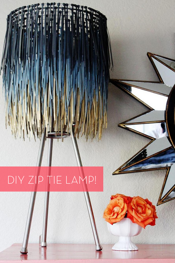 15 Most Attractive DIY Lamp Designs That You Can Make In No Time