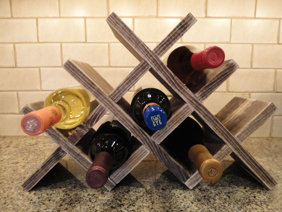 18 Creative Wine Shelf Designs To Adorn Your Kitchen