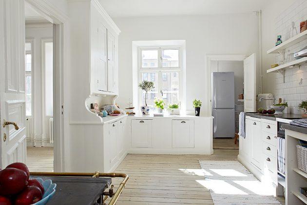 17 Excellent Scandinavian Inspired Kitchen Designs That You Shouldn't Miss