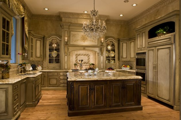 19 Fascinating Dream Kitchen Designs For Every Taste