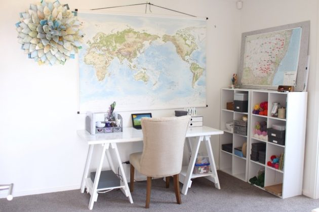 17 Clever Ideas How To Organize Quality Study Corner For Your Child
