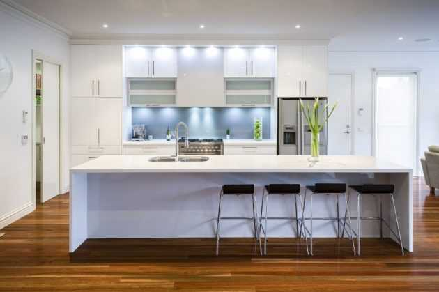 Choosing White Kitchen  Yes Or No?