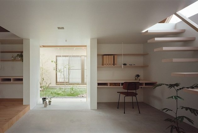 19 astounding japanese interior designs with minimalist charm for Minimalist house architecture