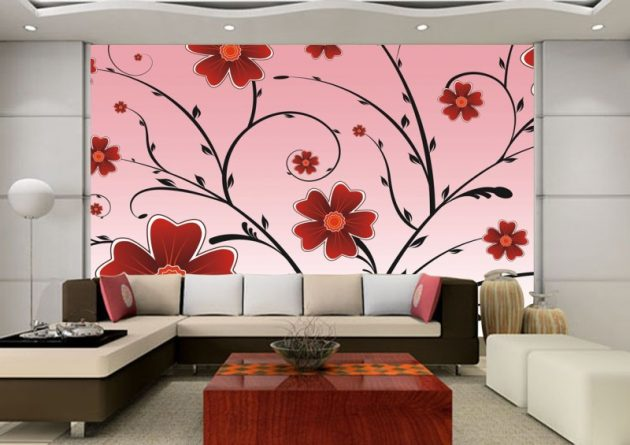 Wall Mural: Perfectly Addition To Any Living Room