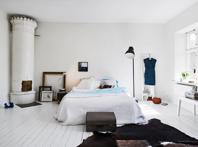 18 Captivating White Floor Designs That Act Pleasant To The Eye