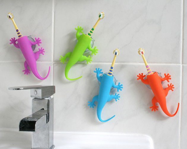 17 Remarkable Toothbrush Holders That Are Worth Seeing