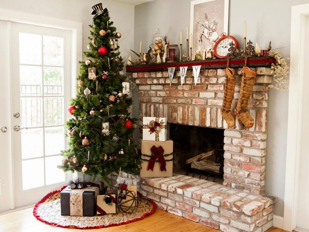 19 Marvelous Ideas To Decorate Your Home With Stunning Christmas Tree