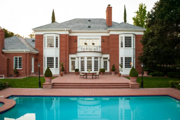15 Extravagant Exterior Designs With Traditional Guise