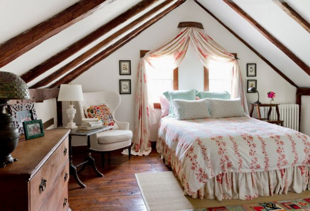 Decorating Attic Rooms super functional ideas for decorating comfortable attic room