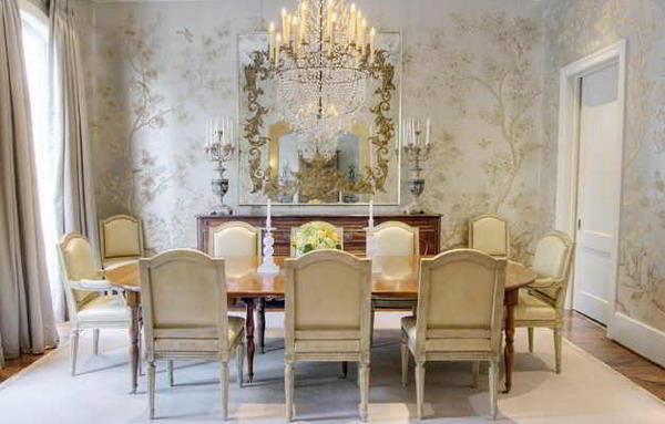 19 Phenomenal Wallpaper Designs To Beautify Your Dining E
