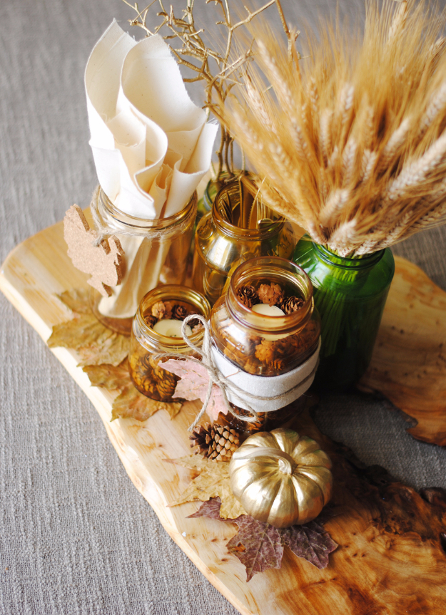 15 Amazing DIY Thanksgiving Table Decor Ideas To Get You Ready For The Festivities